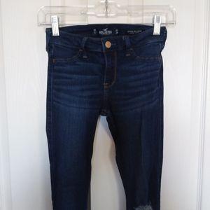 Hollister Jeans - Womens Hollister Low Rise Jean Legging size 24